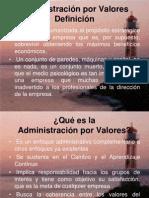 49908290 Administracion Por Valores