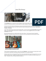 Lumanog Guitars