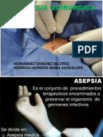 Analgesia Quirurgica