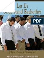 Let Us Understand Each other (Shia - Sunni Dialogue) - Abdul Hadi Abdul Hameed Saleh - XKP