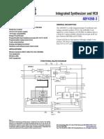 ADF4360-3