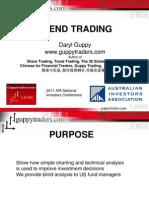 Guppy Trend Trading 1