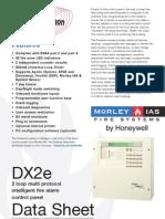 Dimensions DX2e Data Sheet 0311