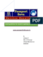Bonafide certificate bonafide certificate guidelines for students applying new passport yadclub Images