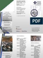 I Congreso Clínico-Quirúrgico del Hospital General de México