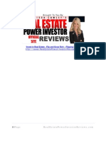 Real Estate Power Investor - Reduce Debt And Improve Credit by Charrissa Cawley