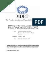 Mdrt - 20d7 - Jaydev Patel