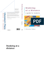 [PDF] [2003] Studying at a Distance a Guide for Students