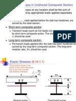 Composite Steel Girder Design