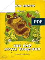 The Bad Little Bear Cub de Agnia Barto