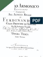 Vivaldi - Concerto No9 for Violin Violin3
