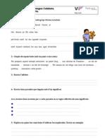 Llengua Catalana 3r PRIMÀRIA