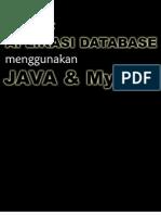 Membuat Aplikasi Database