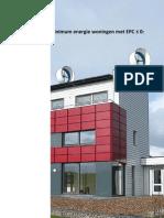 Eindrapport P207-120917 - Op Wergie Woningen Met Epc 0