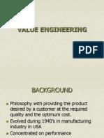 Value Engineering Slides 1