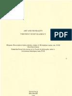 D Bulatovic Art and Museality