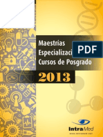 Guia Universidades IntraMed 2013