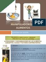 CURSO Manipuladores