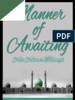 Manner of Awaiting - Ali Akbar Talaafi - XKP