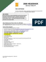 Instructions Lefty DLR2 - EXCELLENT