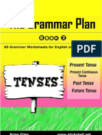 the grammar plan book 2 - tenses