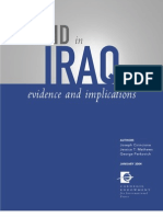 WMD in Iraq Carnegie Report