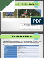 Presentation on Sikkim Tourism