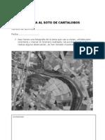 Soto de Cantalobos. Material para el alumnado - C. Escolapias Sta. Engracia