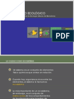 El Urbanismo Ecologico Salvador Rueda Palenzuela