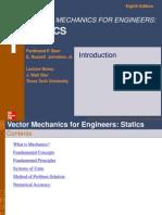 Engg Mechanics Chapter 01