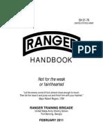Ranger Hand Book