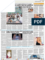 PML-N Swears by Anti-terror Policy Deccan Herald (India), May 13, 2013