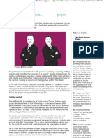 The 20 minute course in project management... .pdf