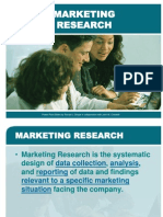 SRMT Marketing Research Lecture