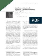 Alain Musset Geohistoria
