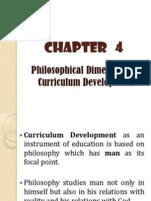 Curriculum Development | Curriculum | Epistemology