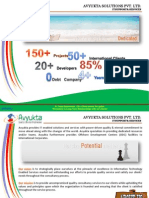 Avyukta Solutions Overview