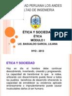 Diapositiva Etica y Sociedad i