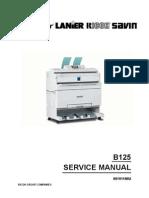 ir8500 7200 service manual pdf photocopier image scanner rh scribd com