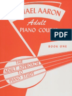 Michael Aaron - Adult Piano Course Book One