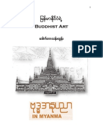 Buddhist Art in Myanmar by Dr. Than Tun