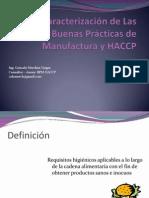 Sistemas de Inocuidad Alimentaria Bpm-haccp