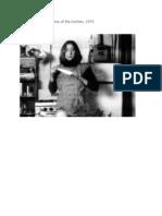 Martha Rosler_semiotics of the Kitchen & Polaroids