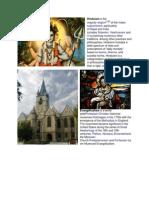 Hinduism Evangelicalism Muslim Budhism Jainism Judaism.docx