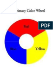 The Primary Color Wheel.docx