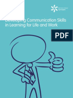 Communication Checklist Key Stage 3 LLW.pdf