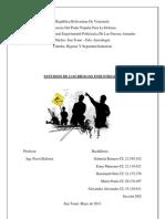 Estudios de Los Riesgos Industriales- TRABAJO COMPLETO