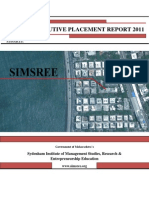 Executive Placement Report 2010-11