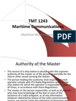 04 Maritime Mobile Service