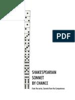 Shake Spear Ian Sonnet by Chance